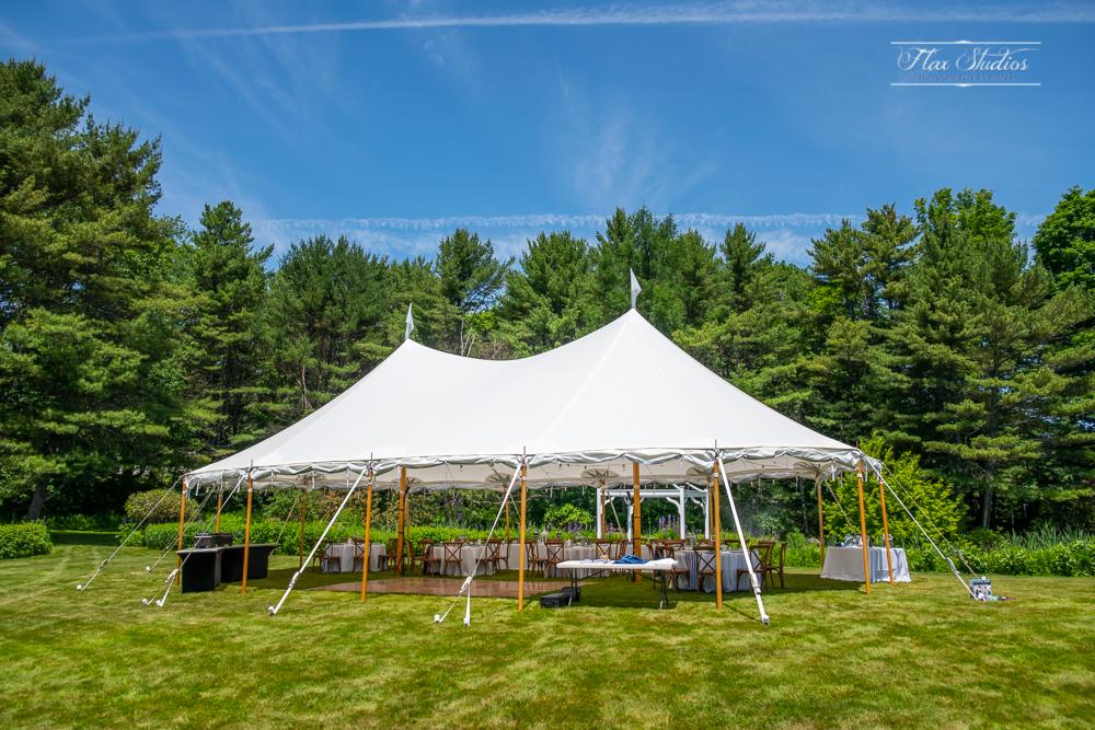 1812 Farm Outdoor Reception Photos