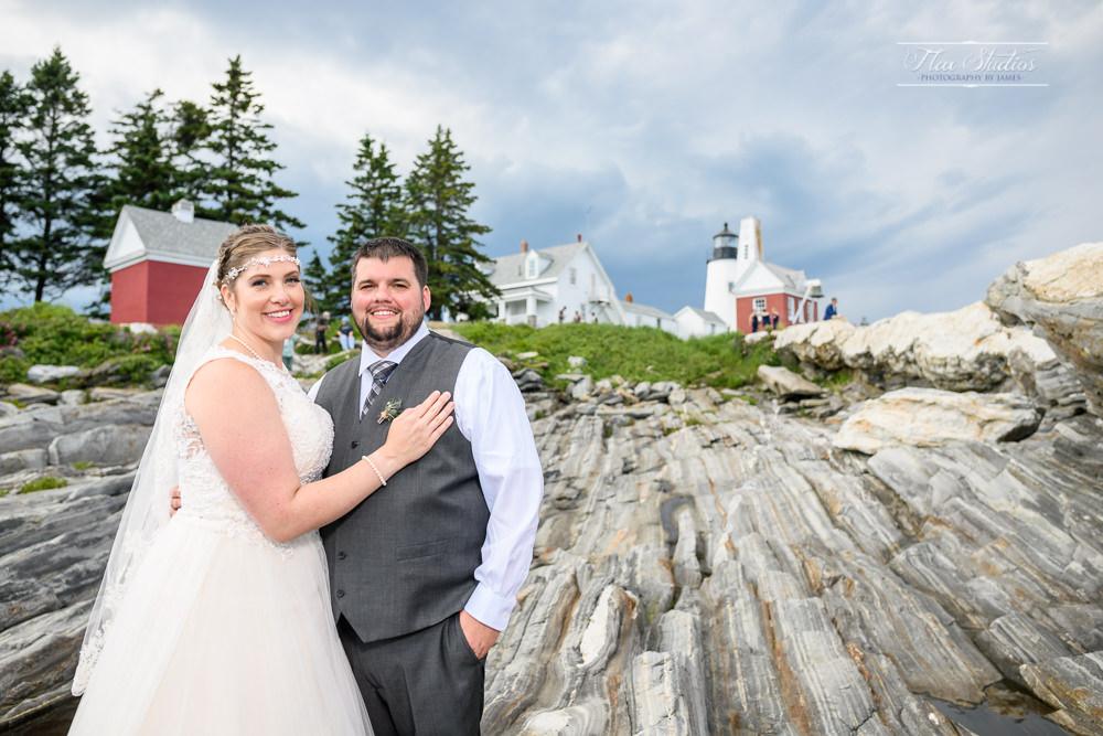 Pemaquid Wedding Photographer