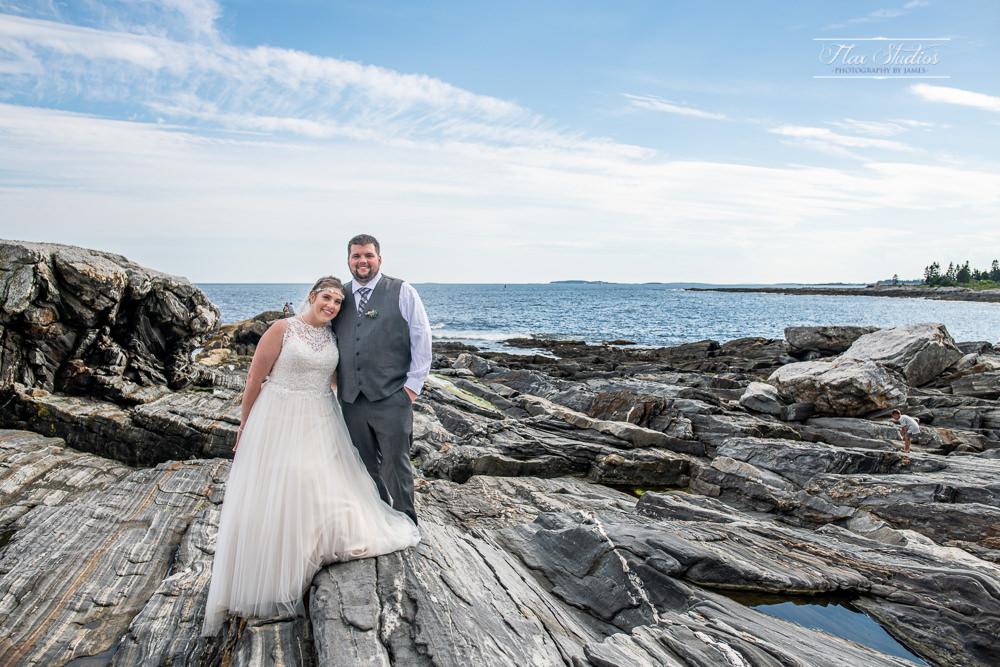 Pemaquid Point State Park Wedding