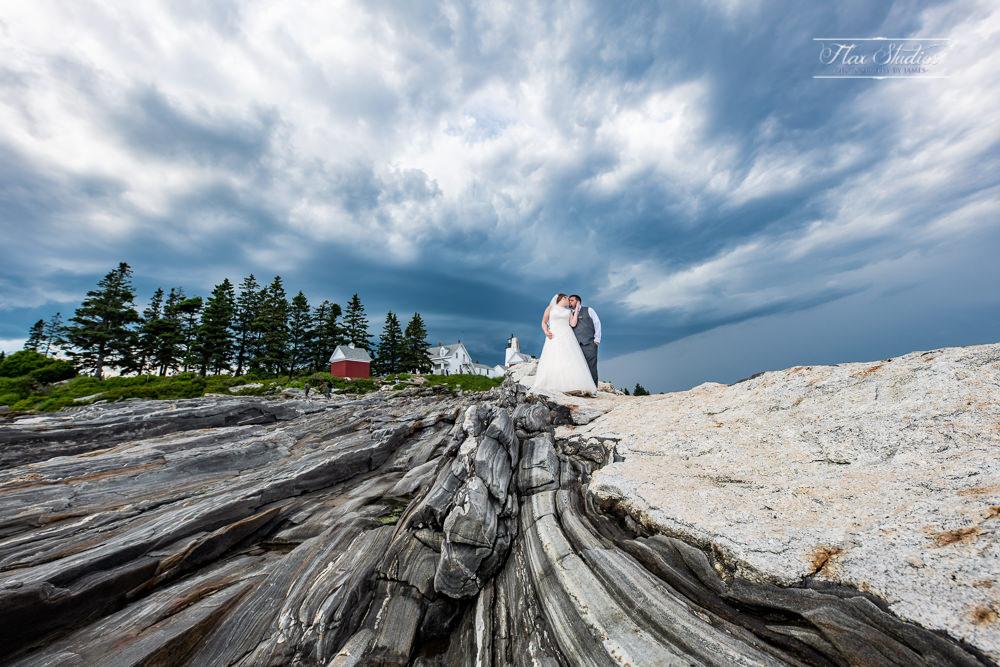 Ultrawide wedding photos