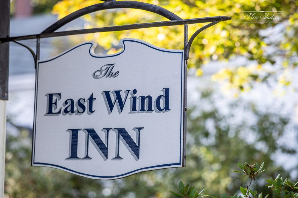 The East Wind Inn Sign