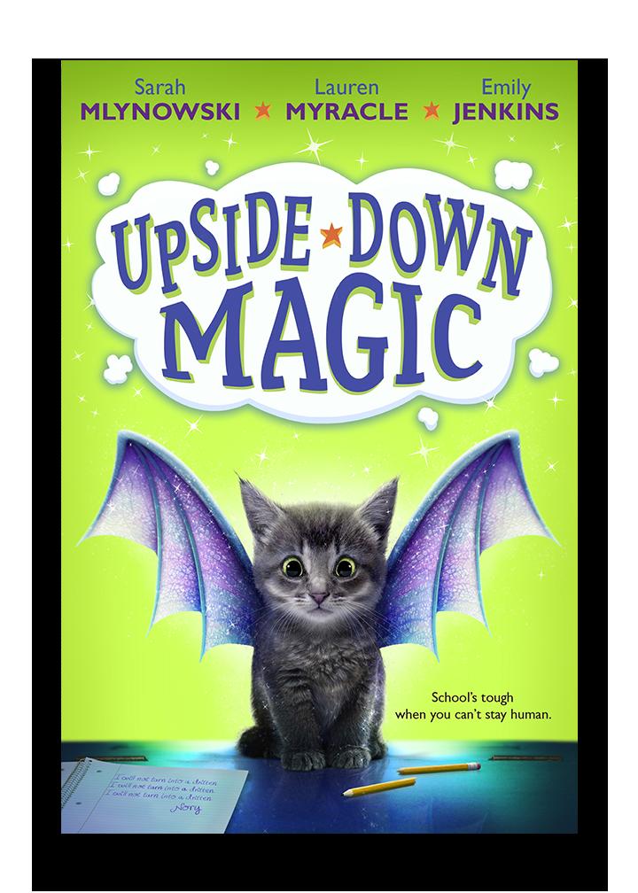 Upside-Down Magic (#1)