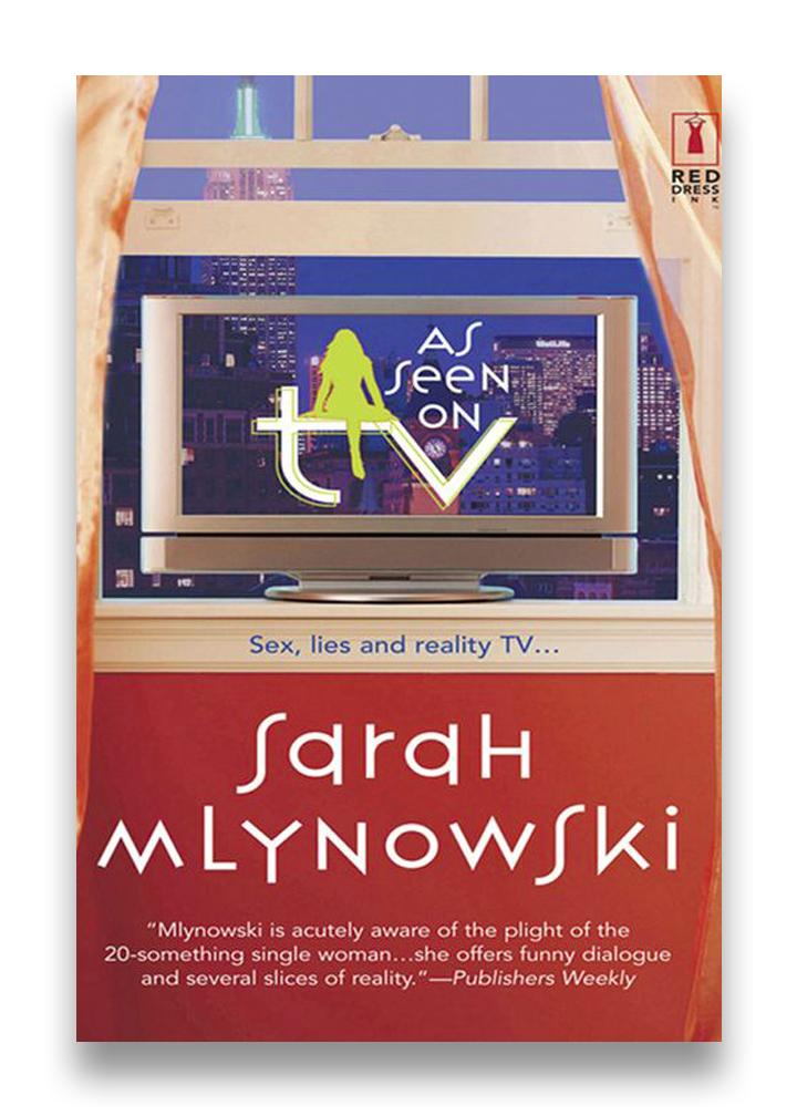 As Seen on TV — Sarah Mlynowski