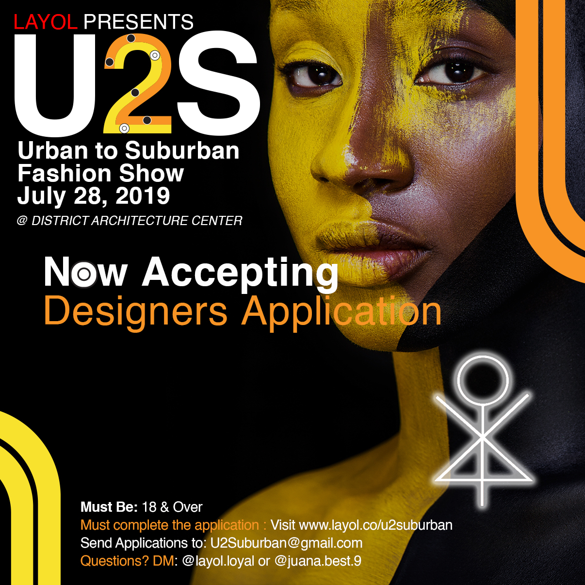 get your application Today - APPLY NowSend all applications to U2Suburban@gmail.com