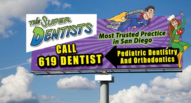 Super Dentist Billboard