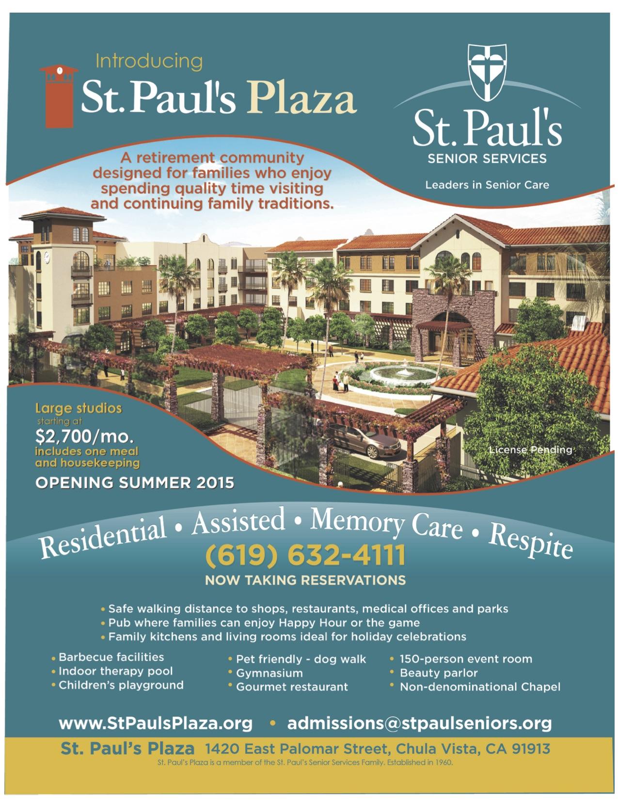 St Pauls Plaza