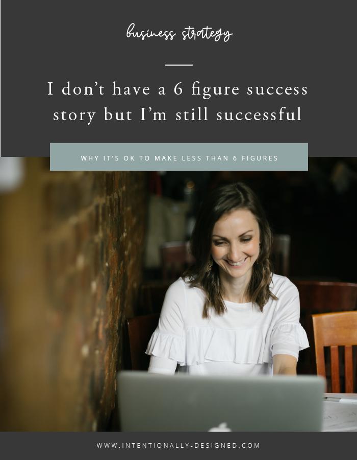 6 figure success
