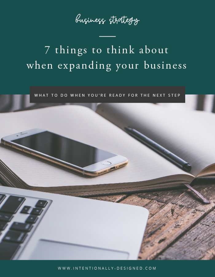 expanding your small business