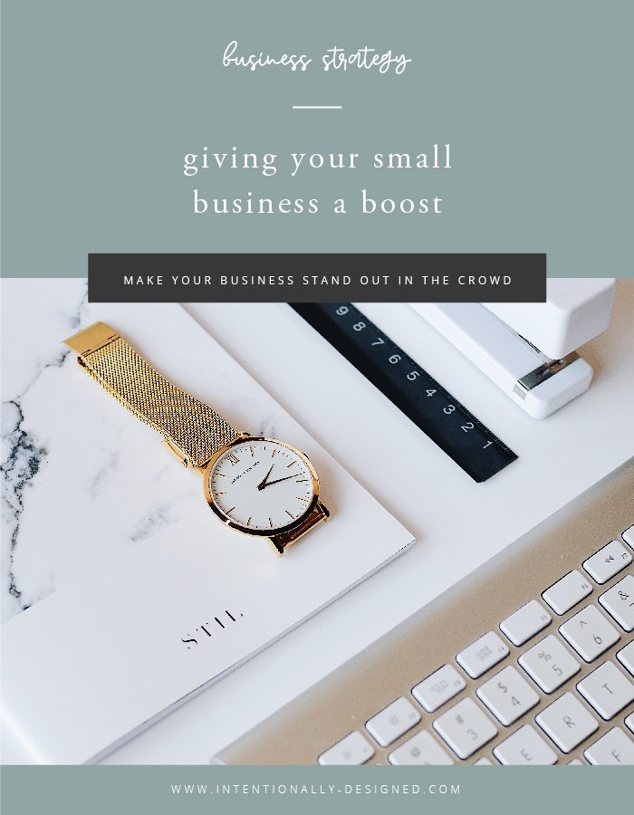 small business boost