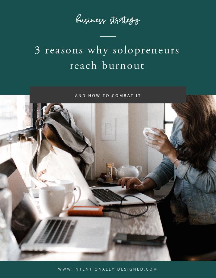 solopreneur burnout