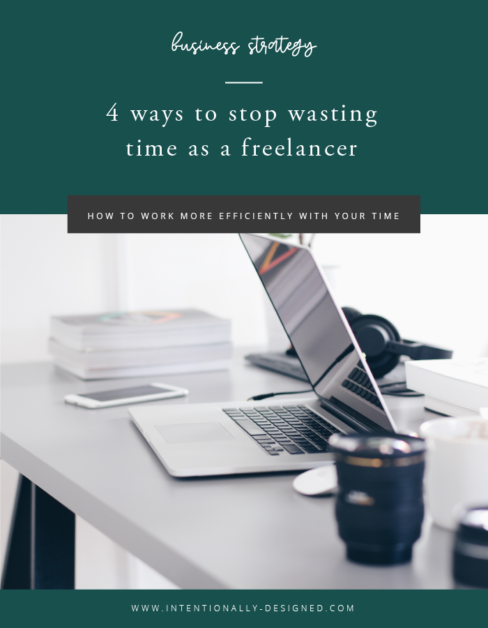 stop wasting time as freelancer