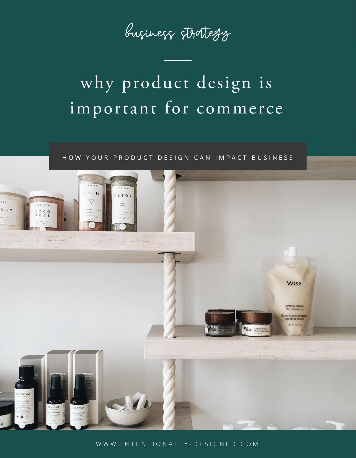 Product design commerce business
