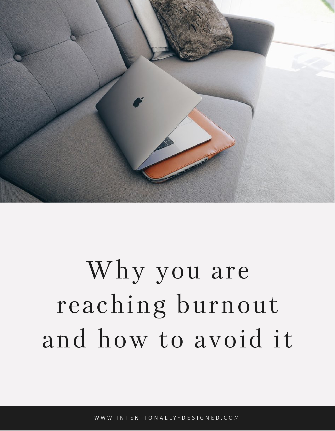 Why you are reaching burnout and how to avoid it