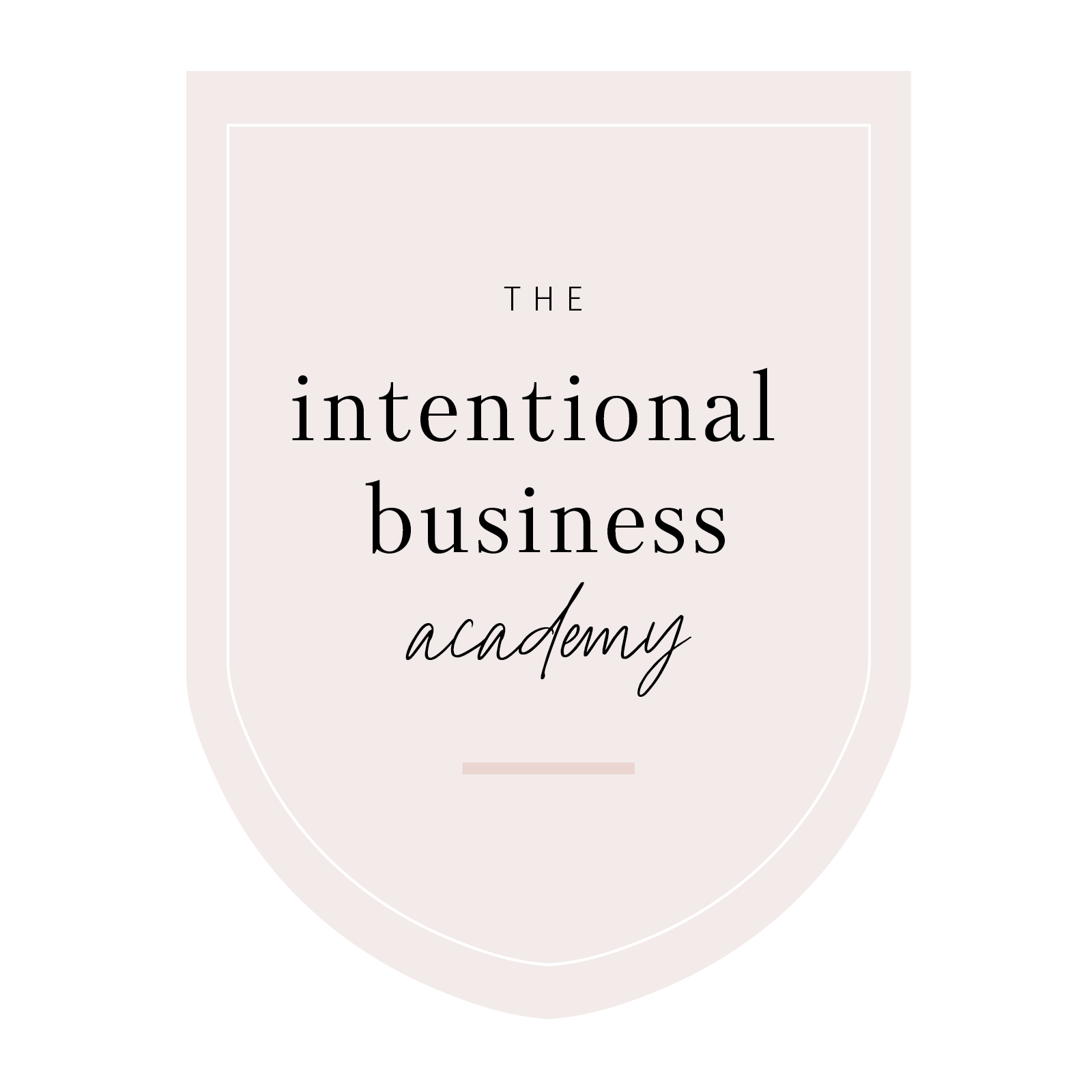 Intentional Business Academy Enrollment