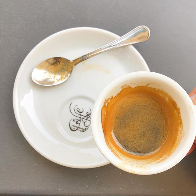 There is always time for espresso.  #coffee #espresso #conciergetravel #yourbellavita #customtuscany #customtours #bandb #villa #tuscanytravel