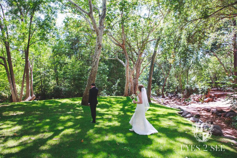 AZ Sedona Red Rock Wedding Los Abrigados Resort & Spa