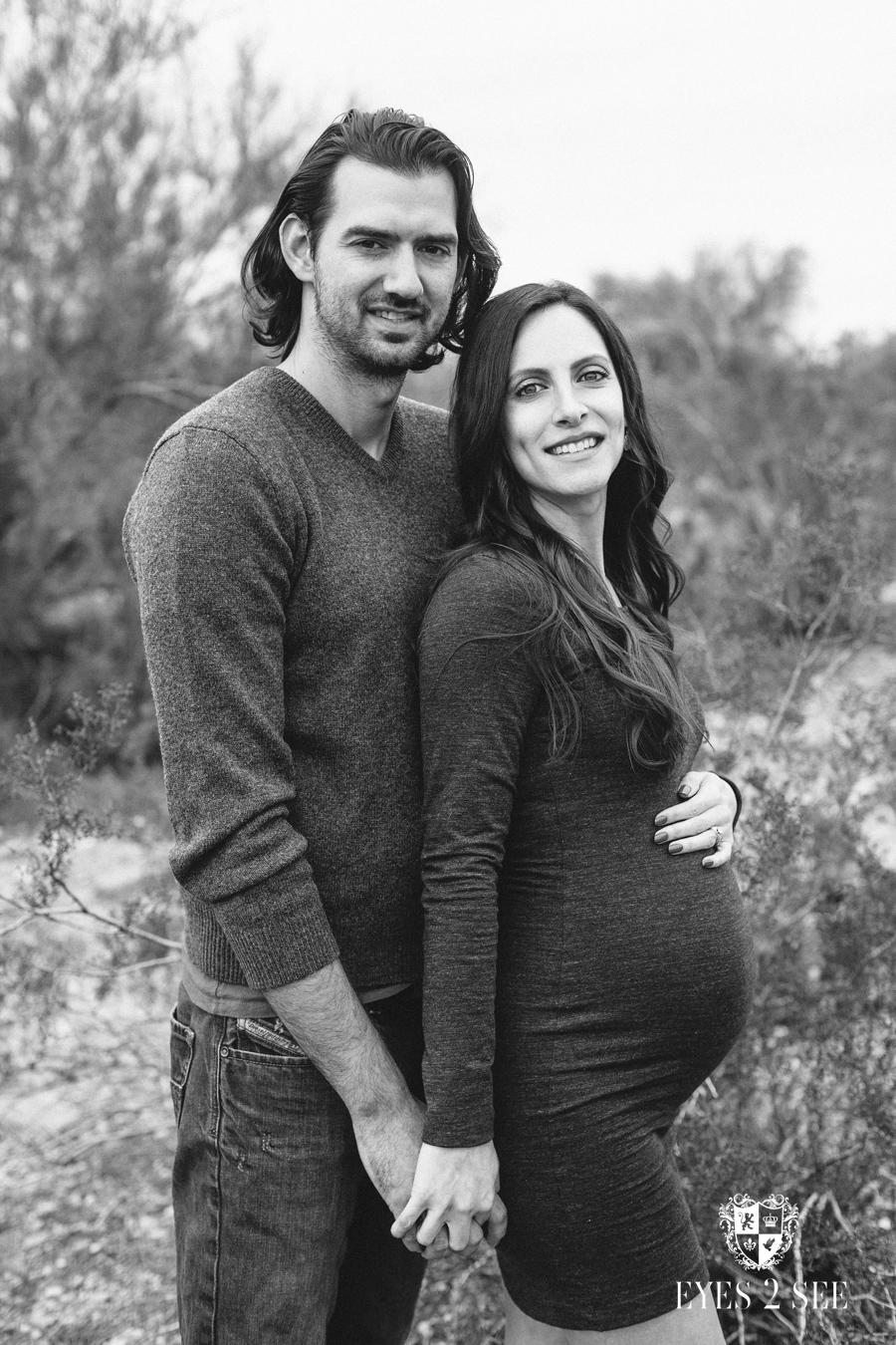 AZ Scottsdale Maternity Portrait Photography
