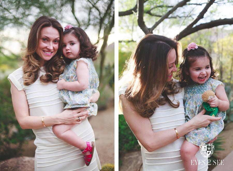 AZ Scottsdale Family Portraits Photography