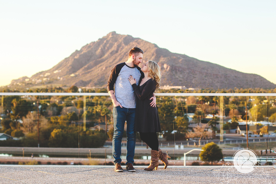 AZ Scottsdale Engagement Session