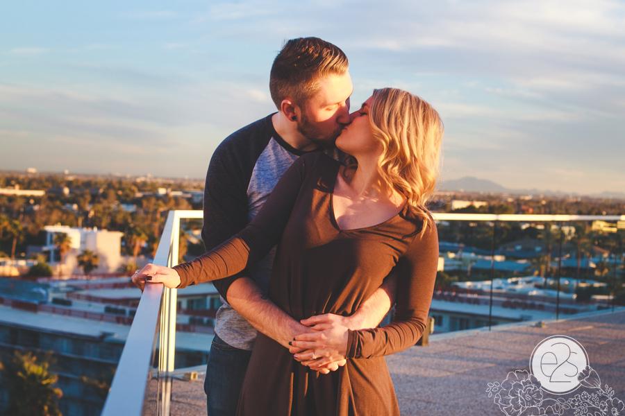 AZ Scottsdale Engagement Session