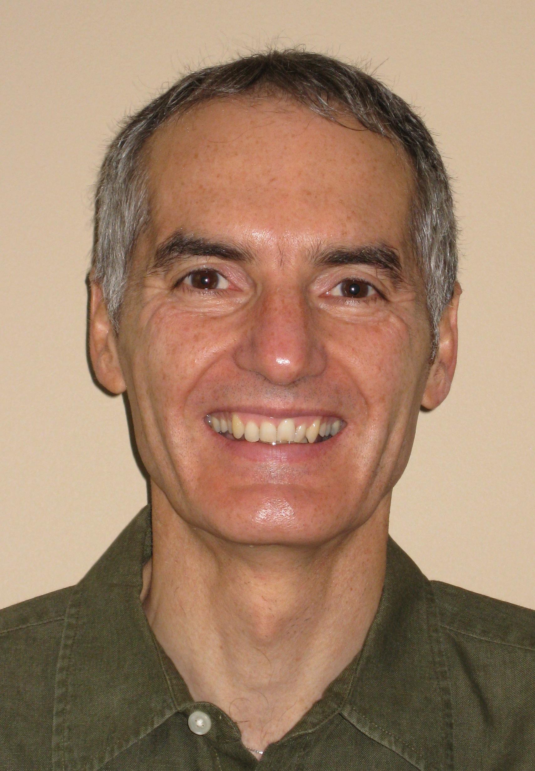 Mark Handcock, Ph.D.     Co-Investigator   Professor of Statistics  University of California, Los Angeles
