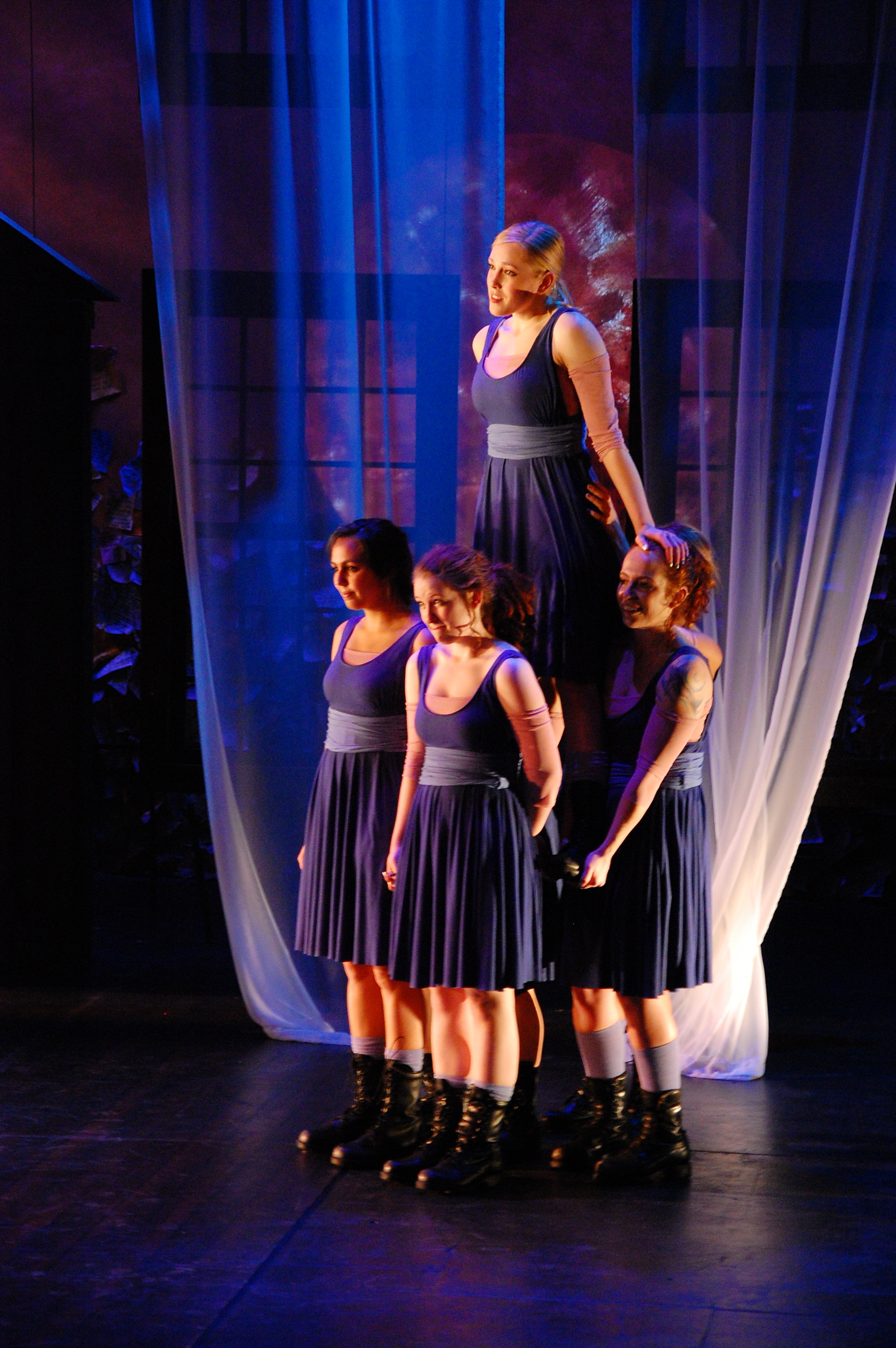 Named one of the best Bay Area theater productions of 2010 by both  San Francisco Bay Guardian and  theidiolect.com