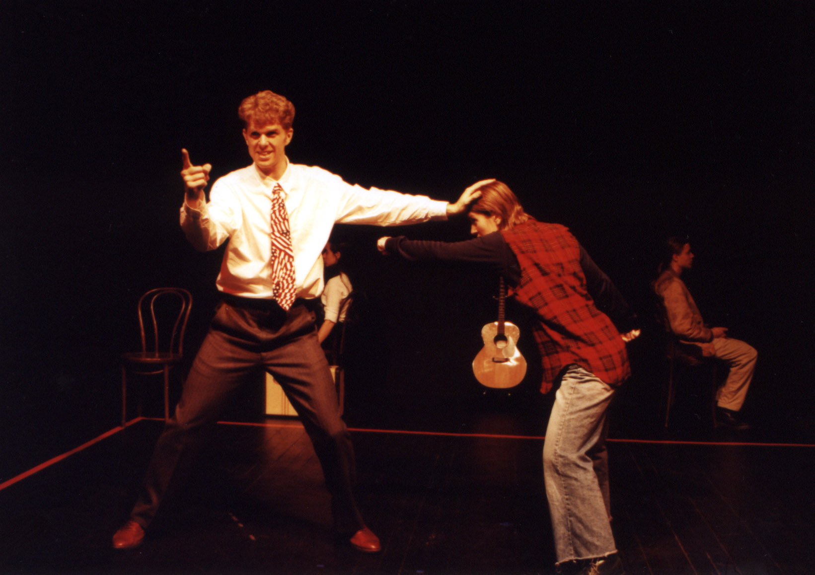 Brave  Art Street Theatre 1998