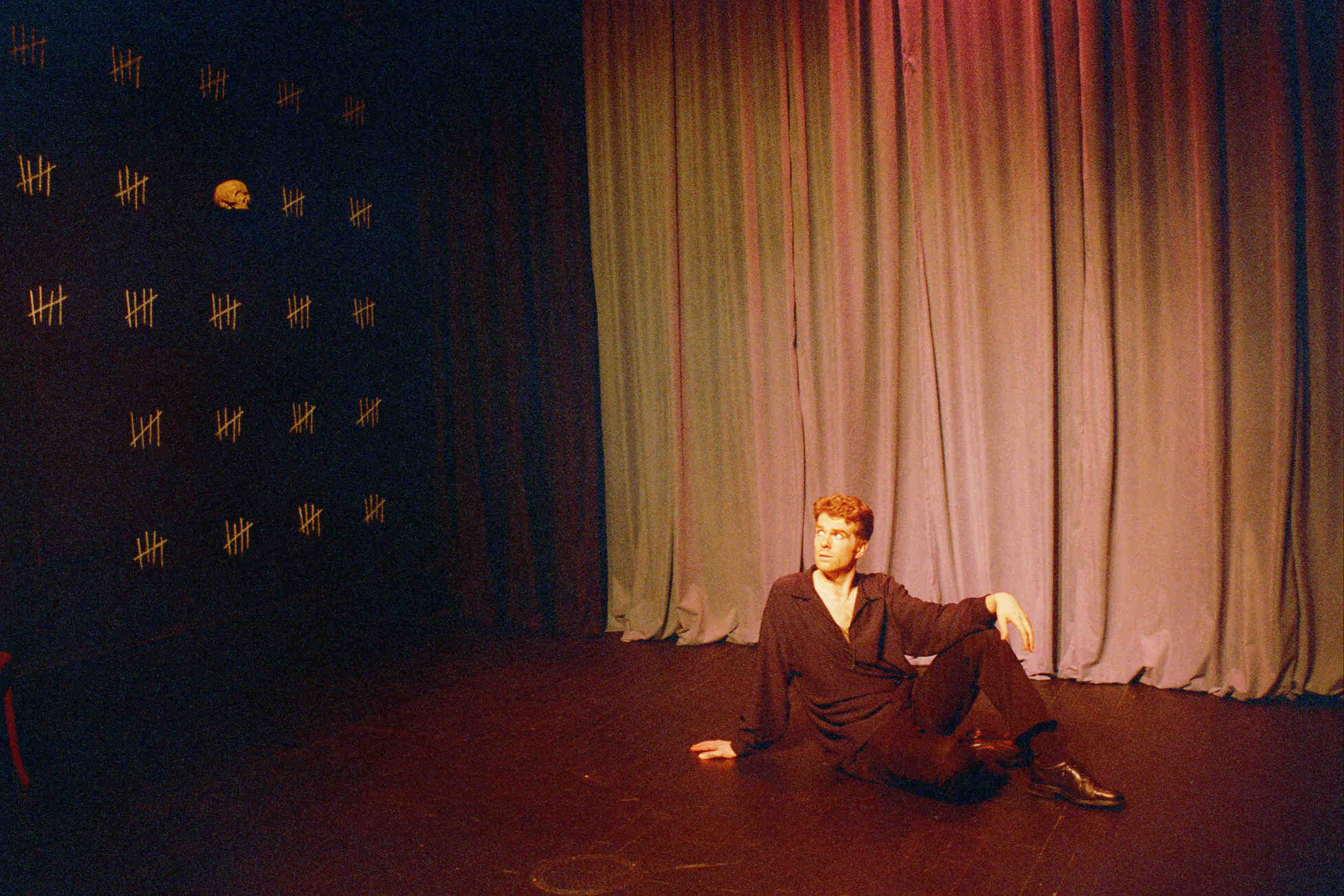 I Am Hamlet    Art Street Theatre 2002