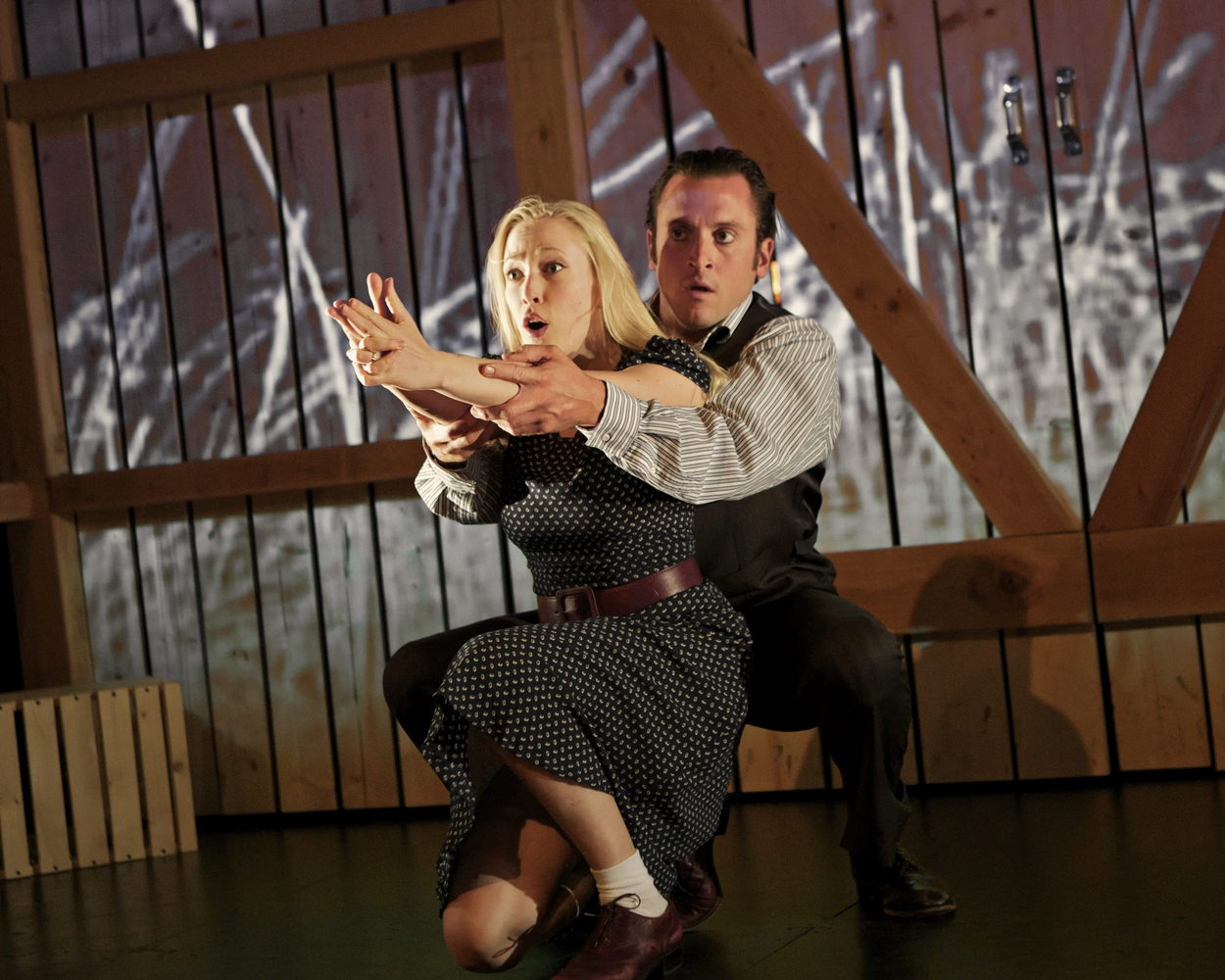 Bonnie & Clyde  The Shotgun Players 2013