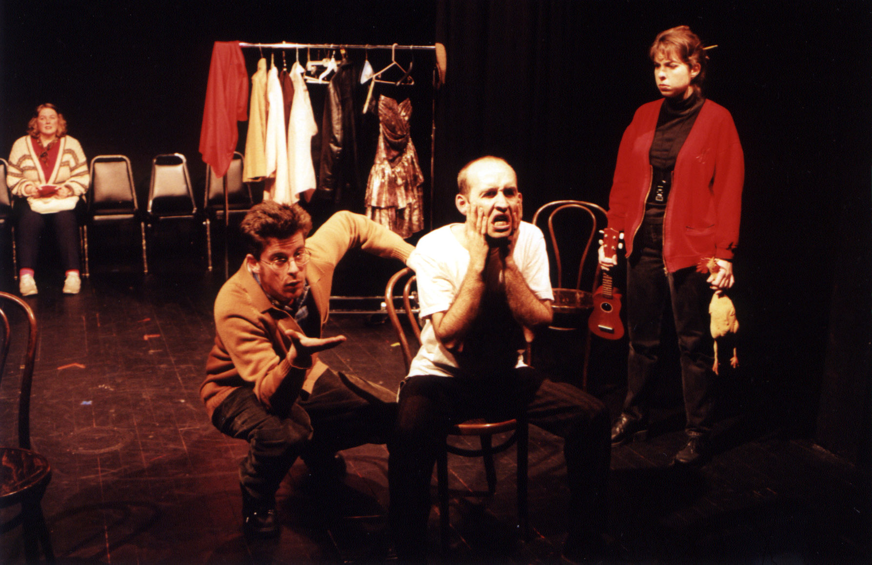 Bang! Art Street Theatre 1999