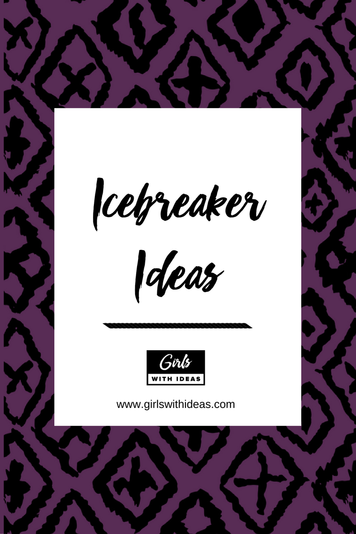 Download a free guide on icebreaker ideas.