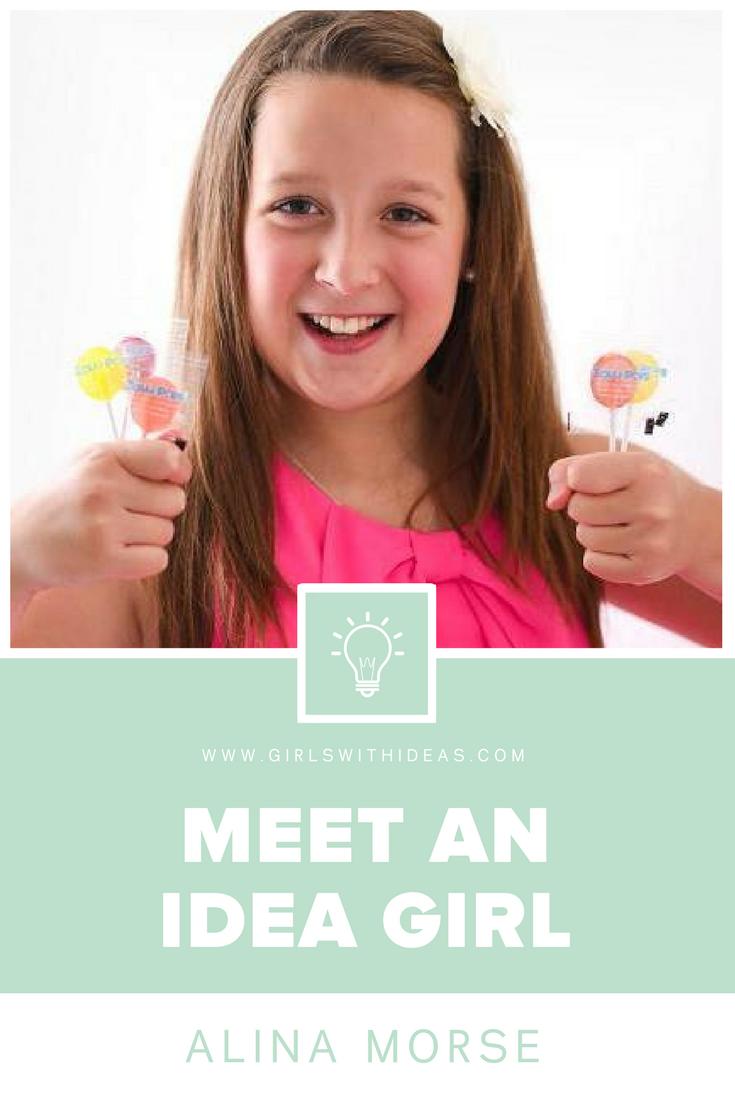Meet an Idea Girl: Alina Morse