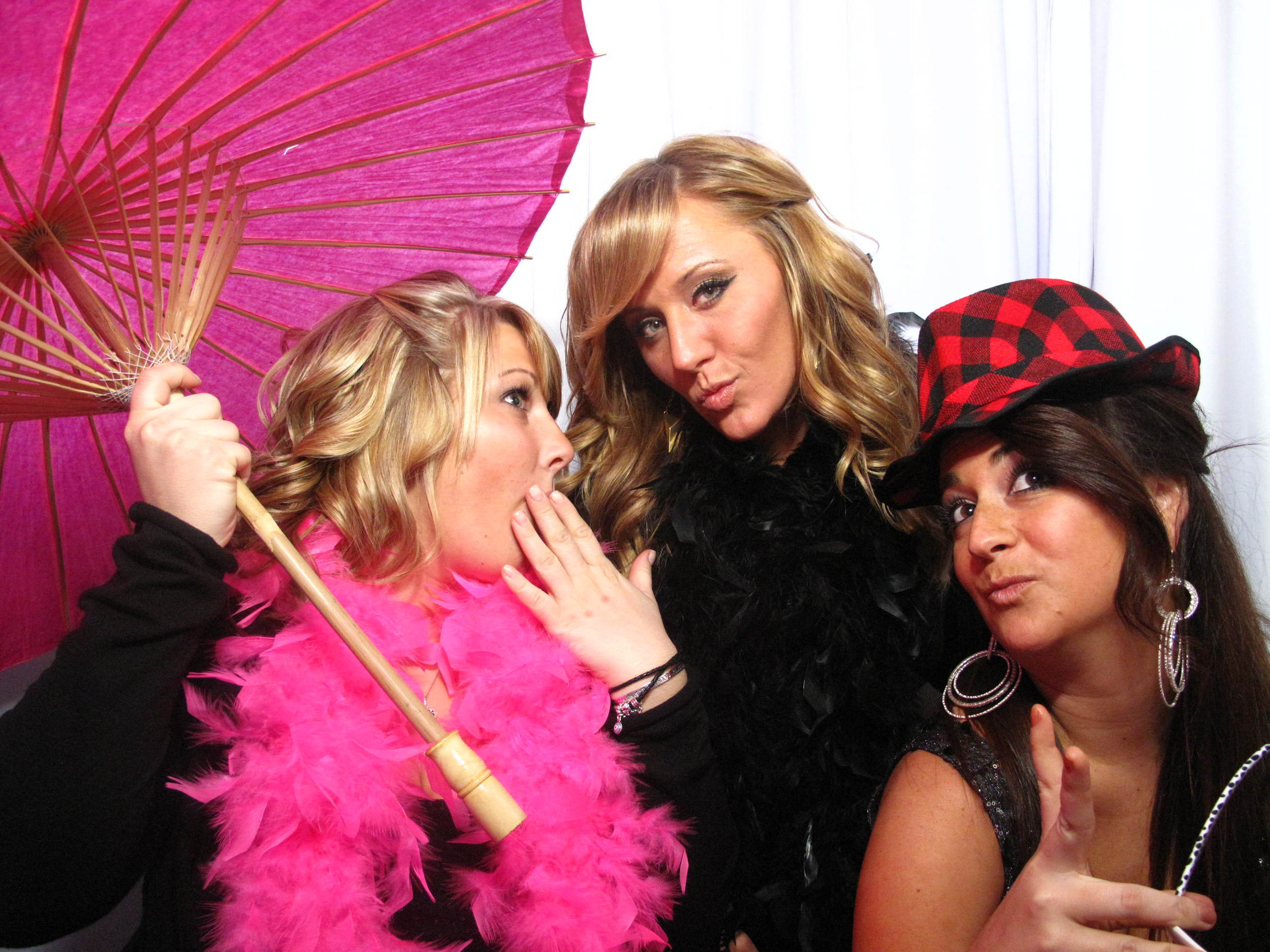 Snapshot Photobooths at the Crystal Ballroom at the Radisson in Freehold, NJ