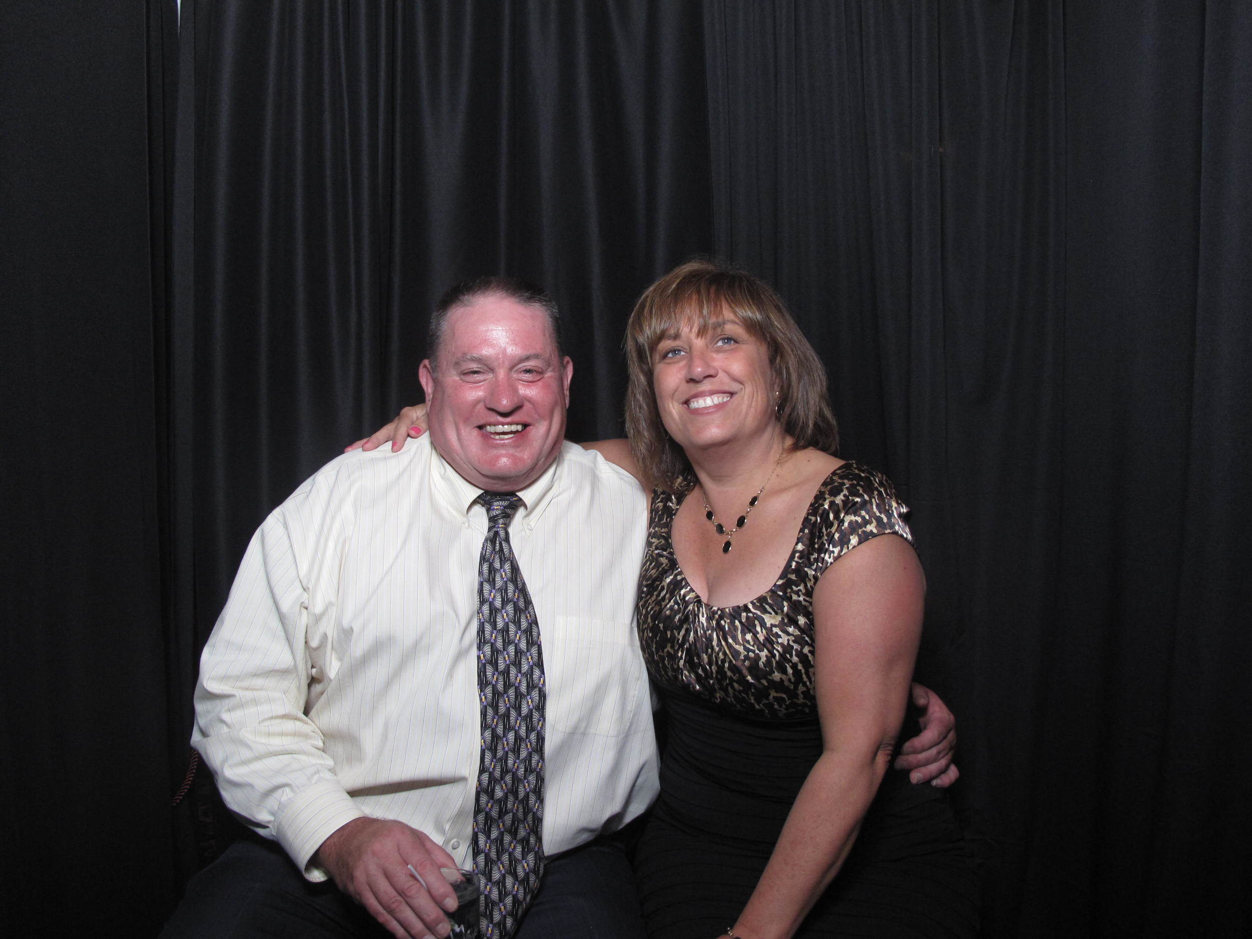 Snapshot Photobooths at The Crystal Point Yacht Club