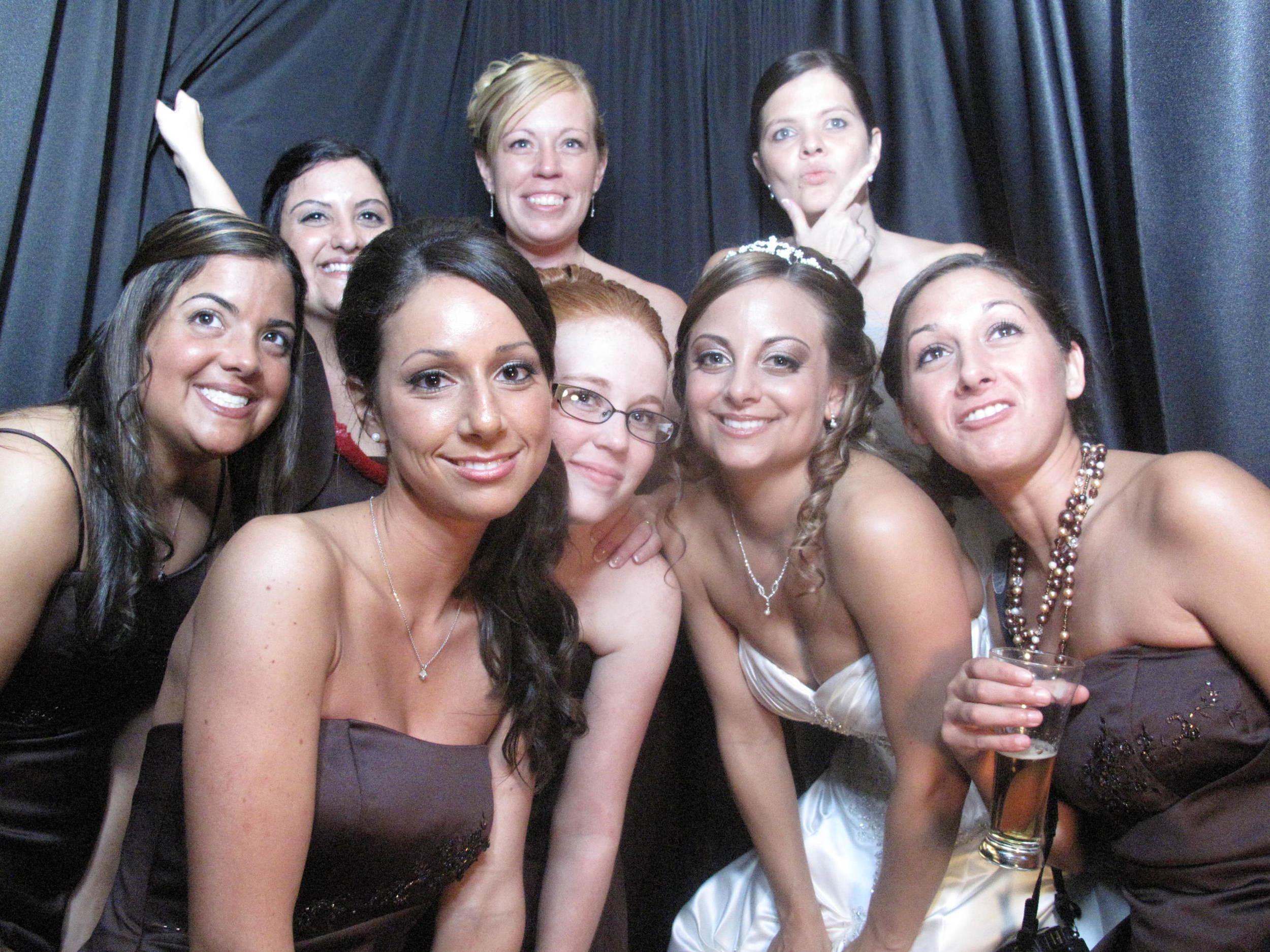 Snapshot Photobooths at the Versailles Ballroom at the Ramada Inn in Toms River