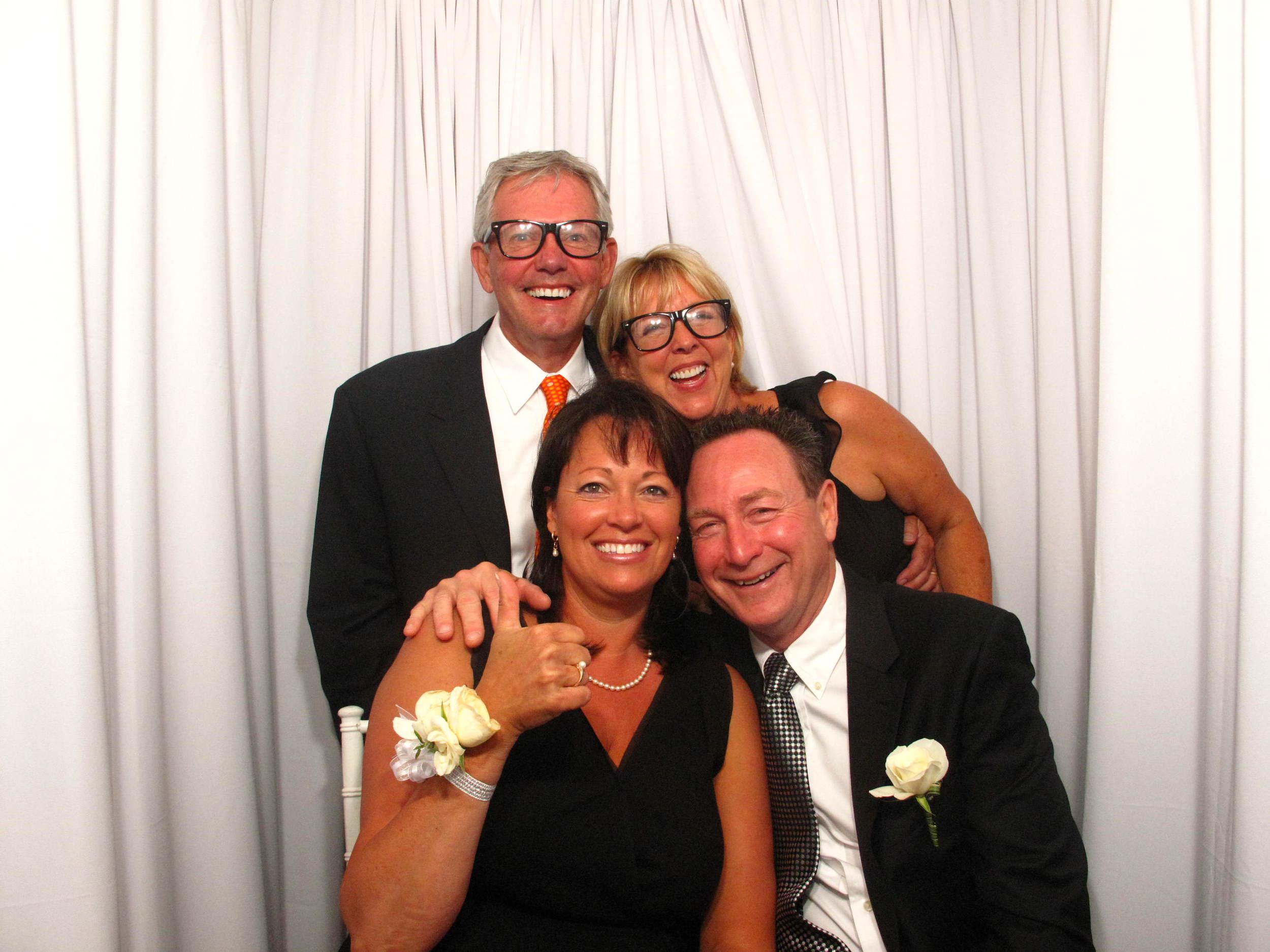 Snapshot Photobooths at Baltusrol Golf Club