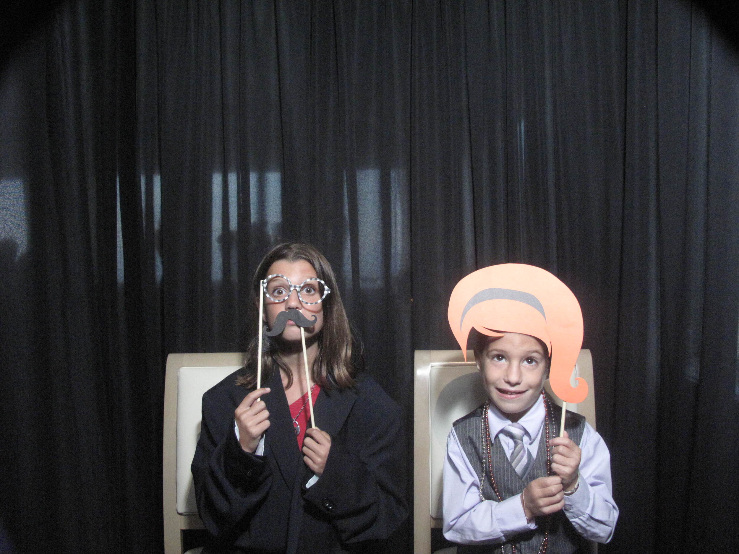 Snapshot Photobooths at McLoone's Pier House in Long Branch, New Jersey