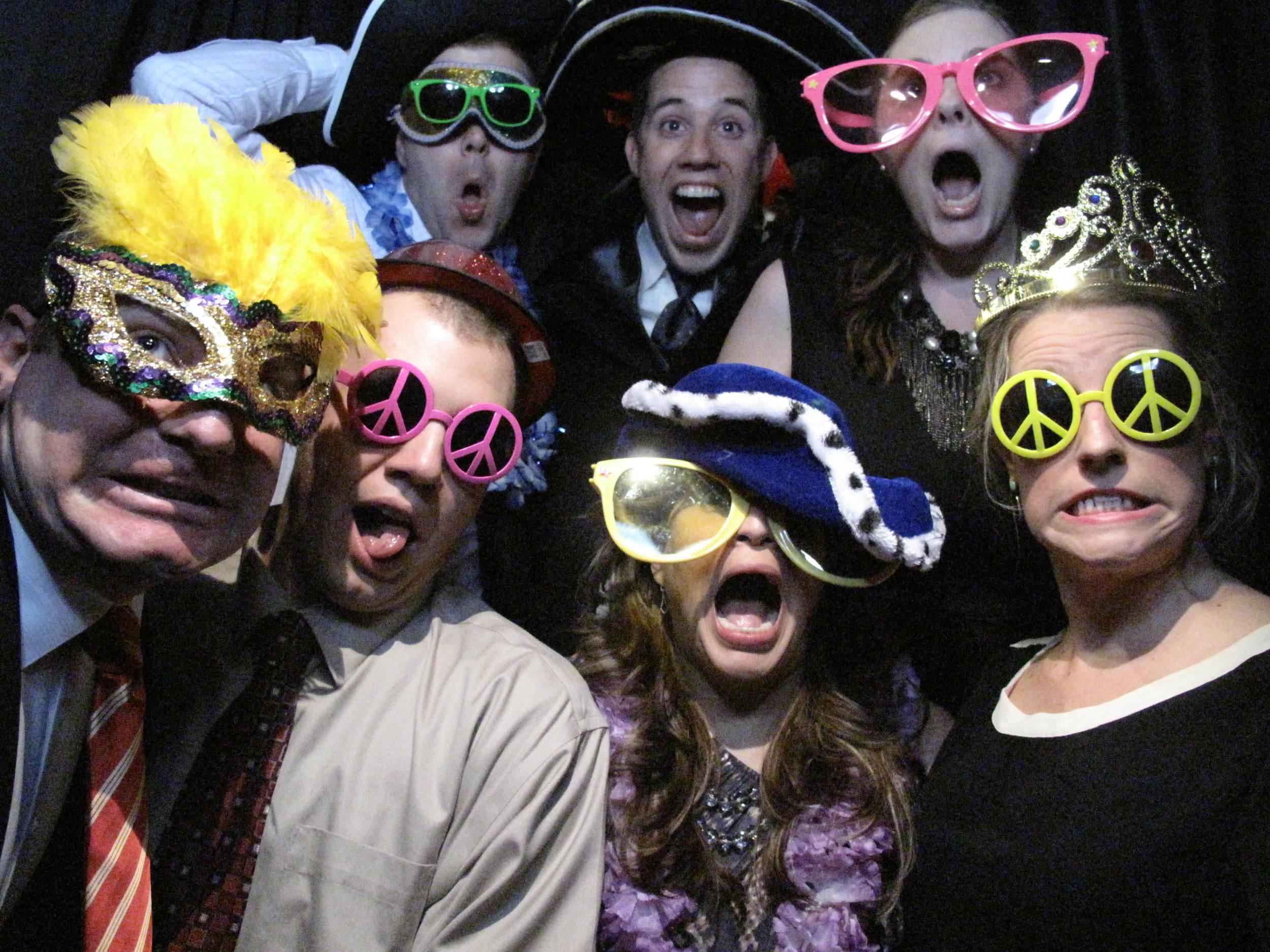 Snapshot Photobooths at Dolce in Basking Ridge, New Jersey