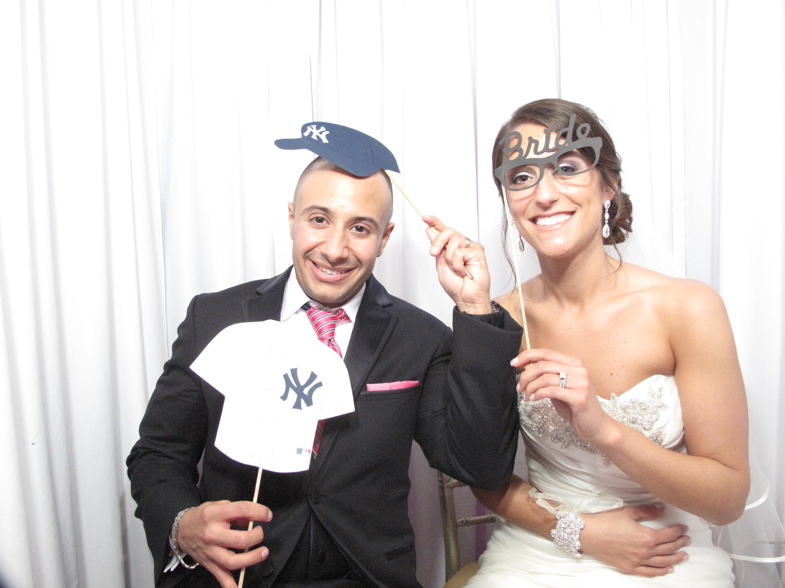 Snapshot Photobooths at Season's in Washington Township, New Jersey