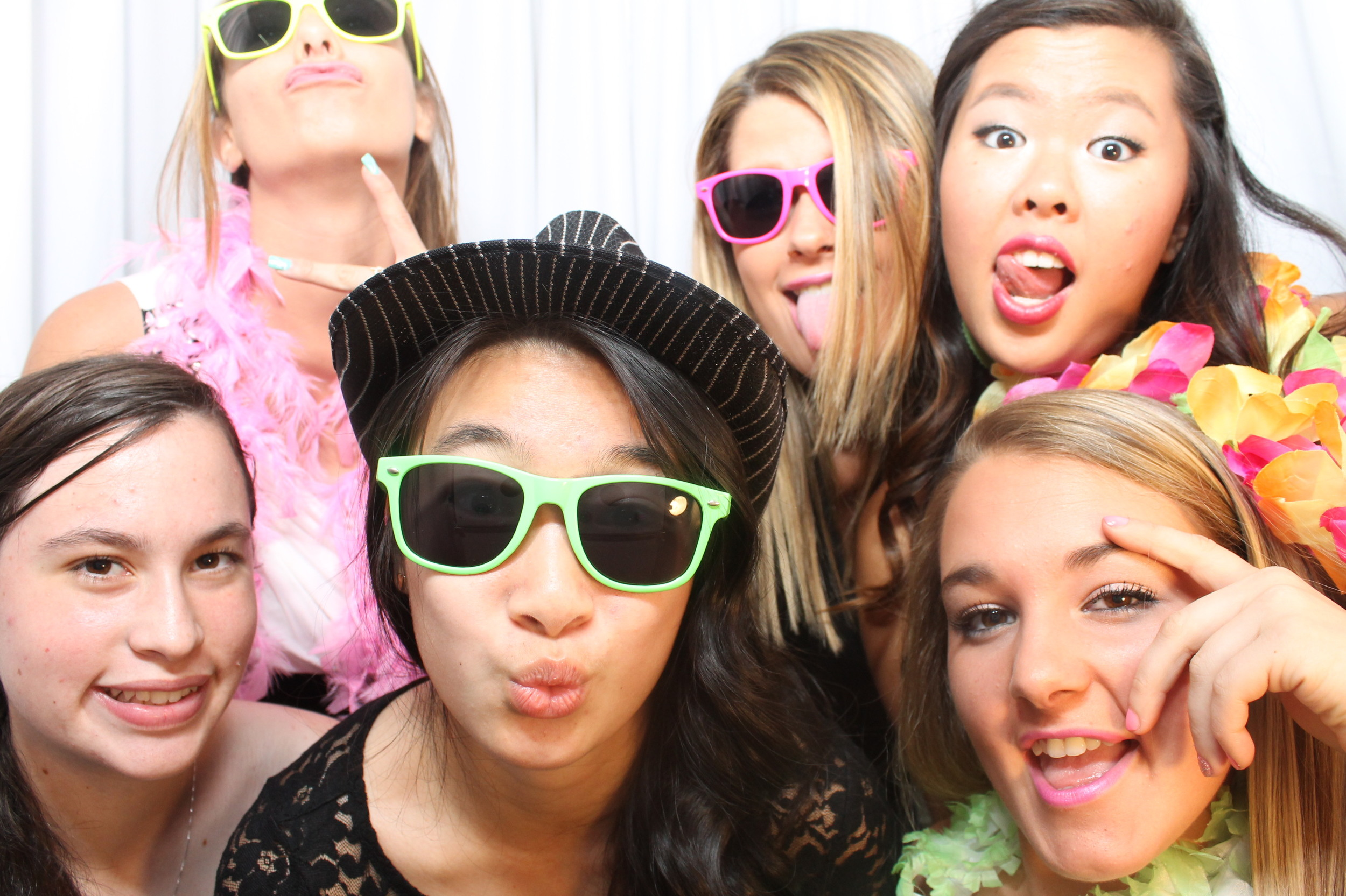 Snapshot Photobooths at the DoubleTree in Tinton Falls, New Jersey