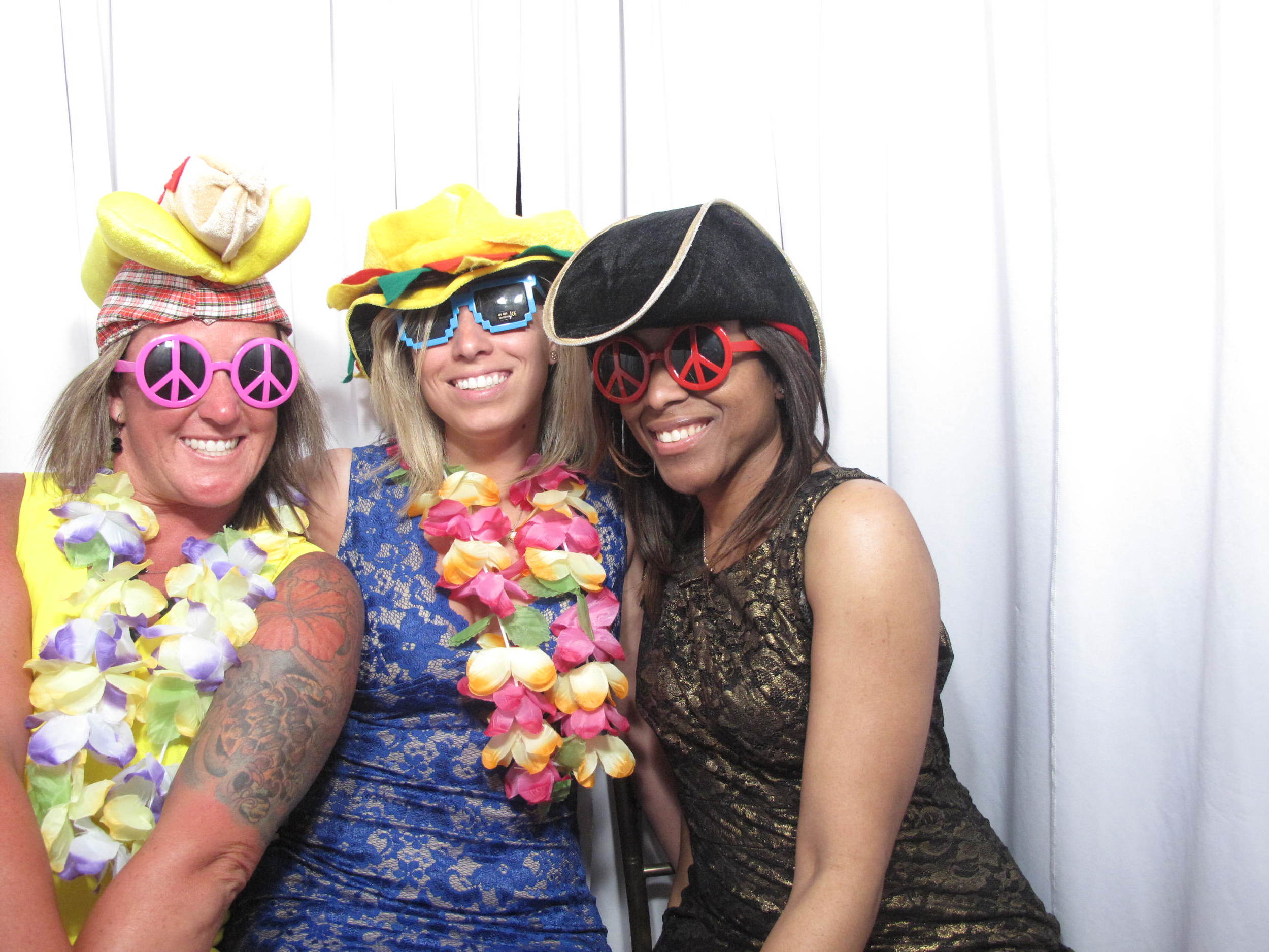 Snapshot Photobooths at the Southgate Manor in Freehold, New Jersey