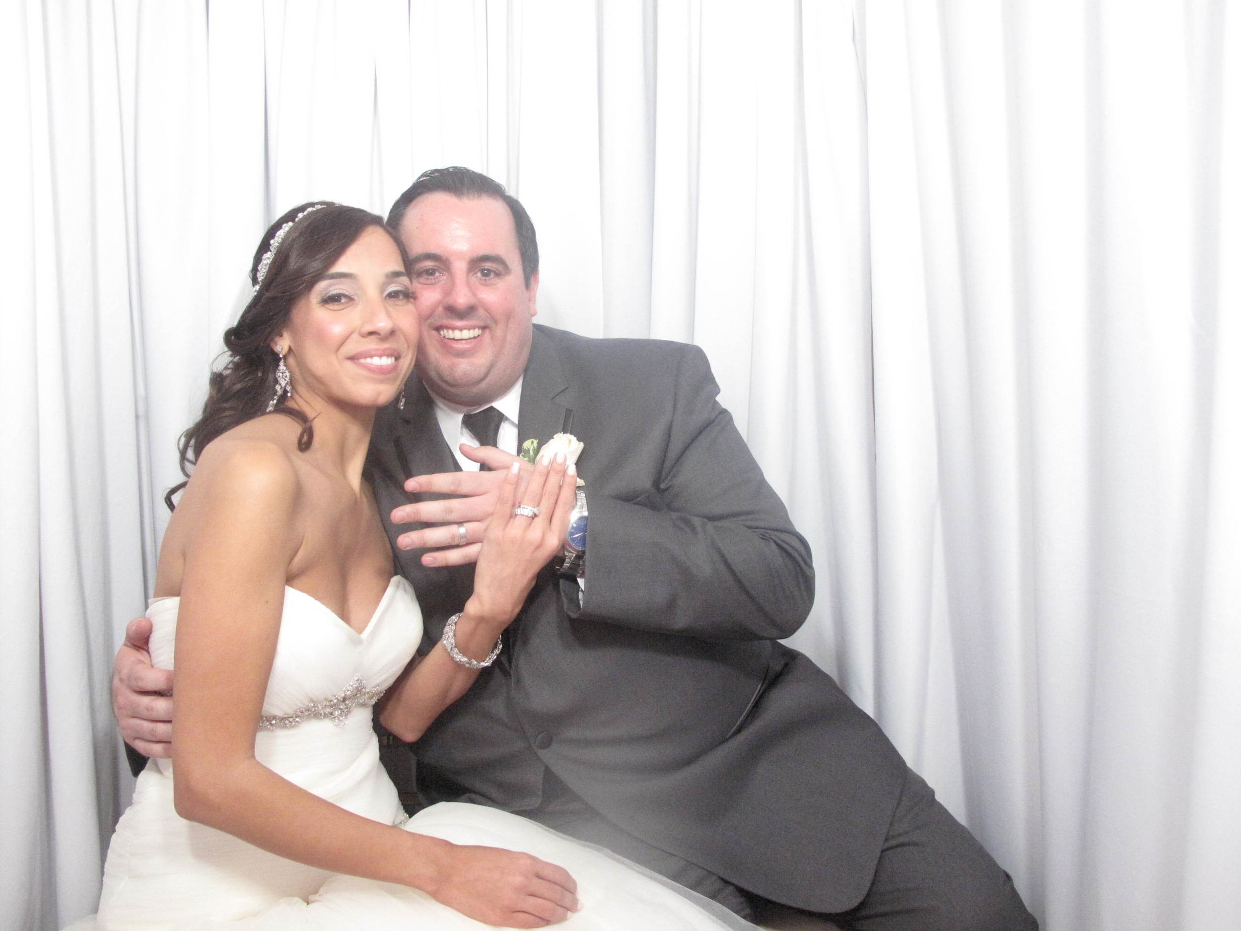 Snapshot Photobooths at the Westmount Country Club in Woodland Park, New Jersey