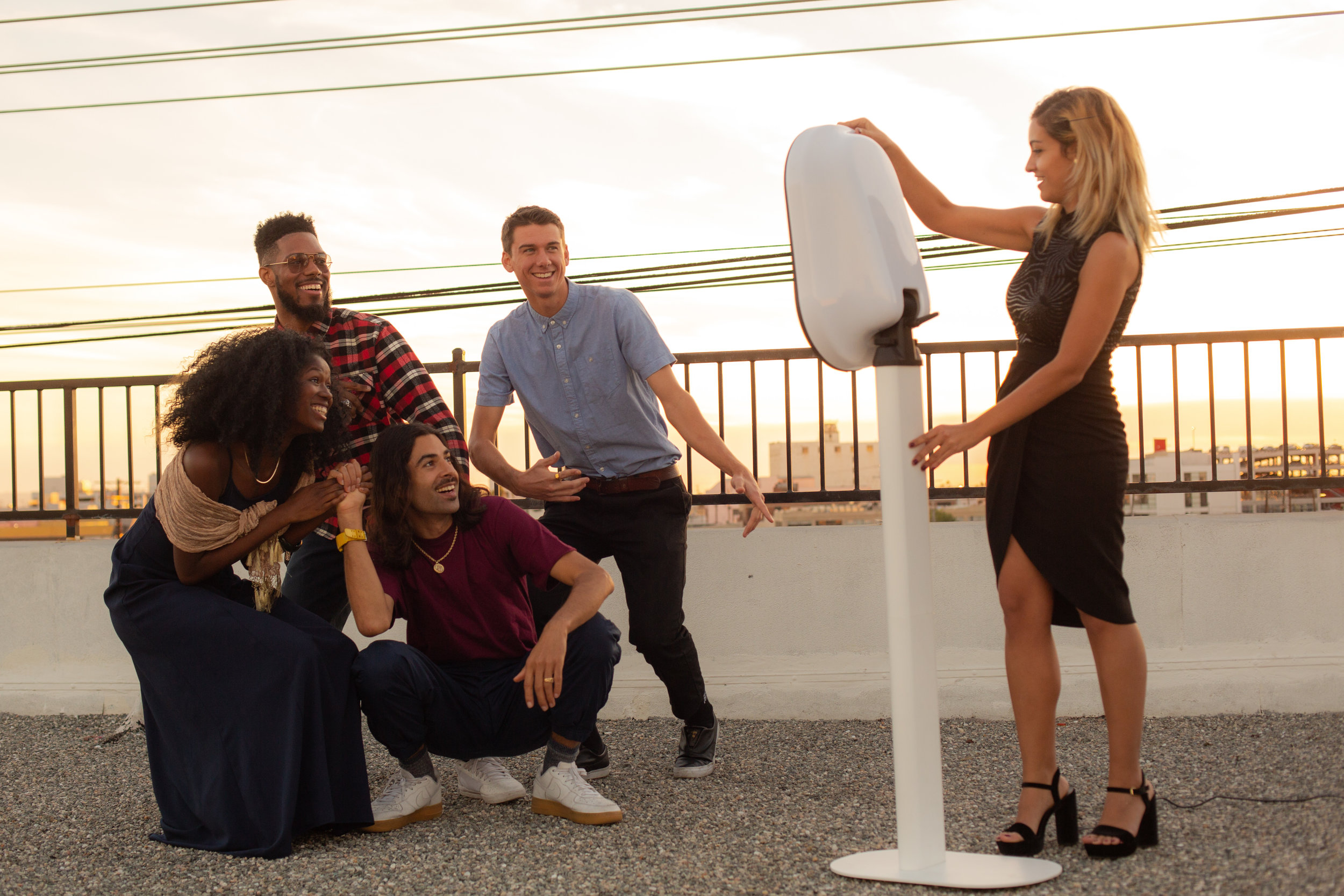 The Social Booth — NJ Photobooth Rental | Snapshot Photobooths