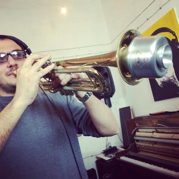 Mark Farrugia - trumpet