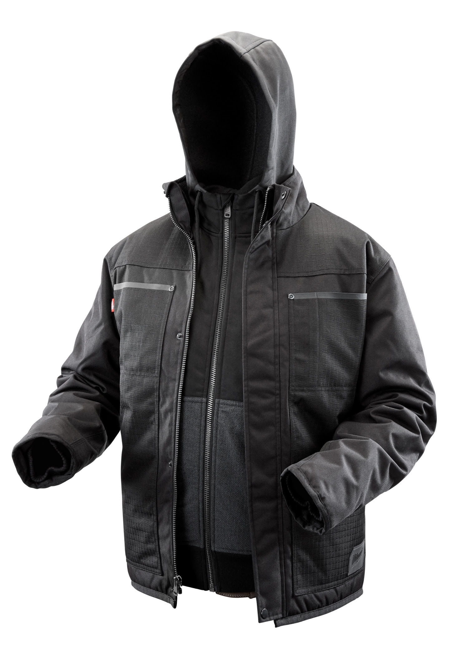 M12 3in1 Heated Ripstop Jacket