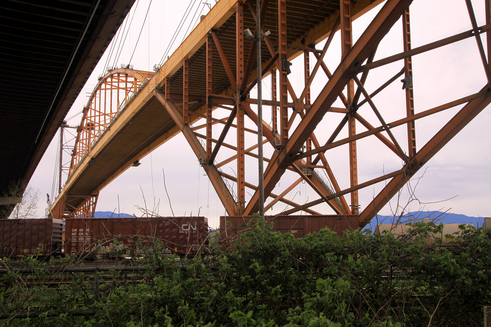 Port Mann Bridge, British Columbia.  Photo by  waferboard ,  CC BY 2.0