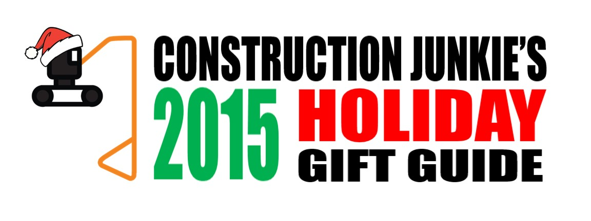 2015 Holiday Gift Guide for Construction