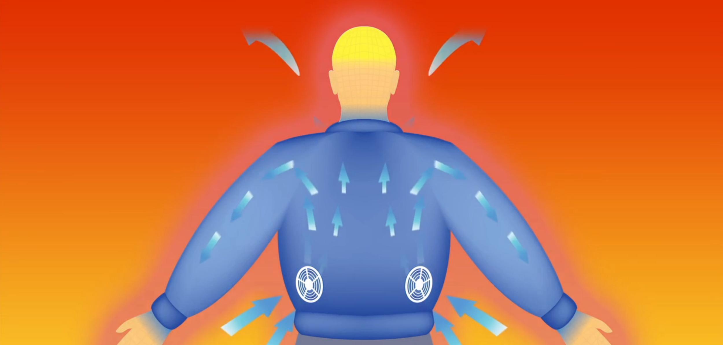 zippkool cooling jackets