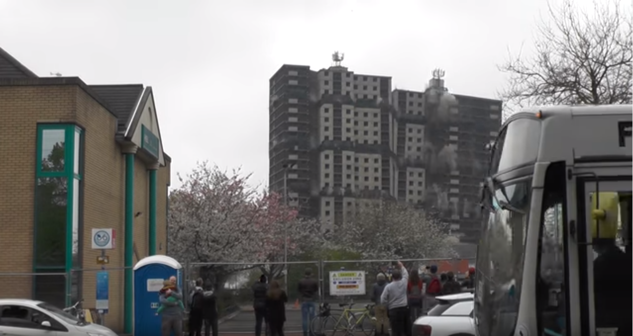 norfolk flats demo fail