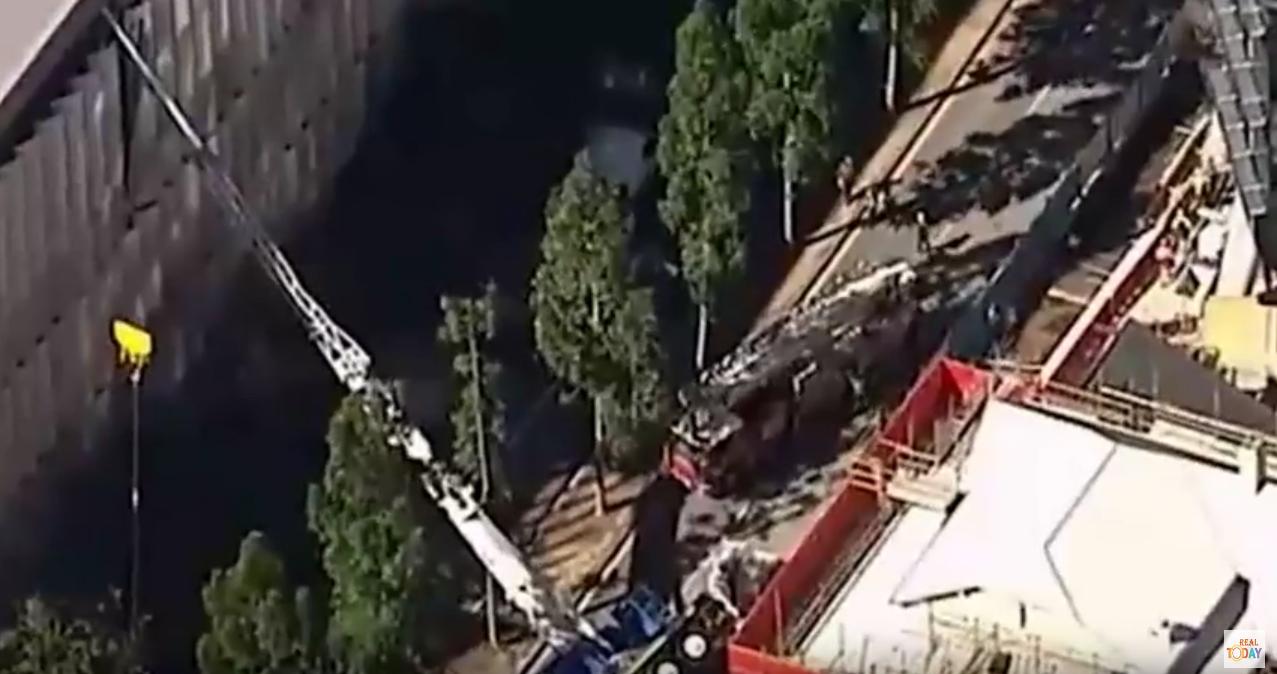 brisbane crane collapse 2016